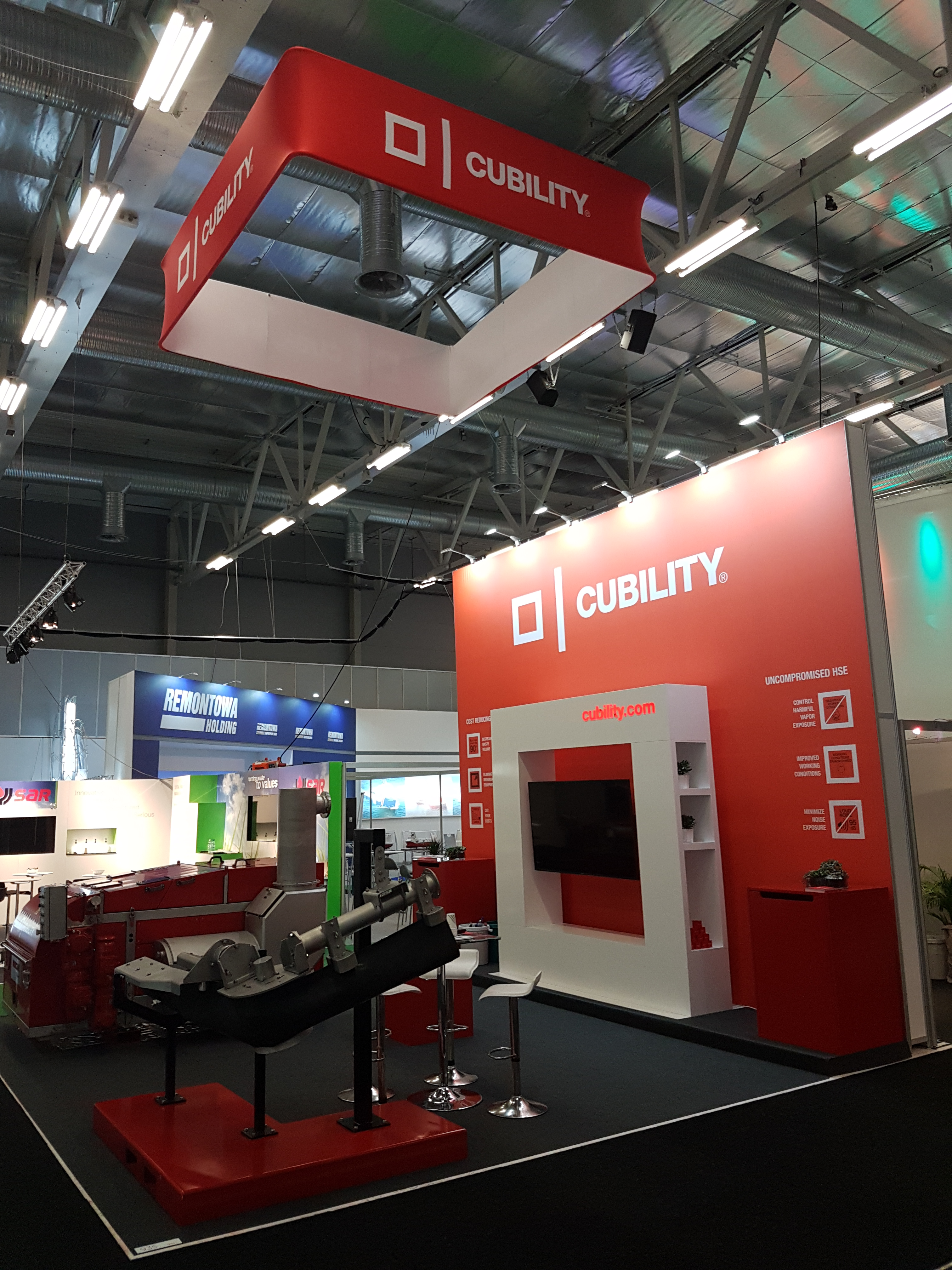 CUBILITY-ONS STAVANGER